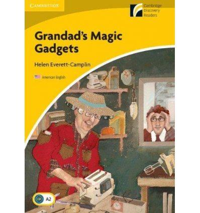 Cambridge Experience Readers 2 Grandad's Magic Gadgets + Downloadable Audio (US)