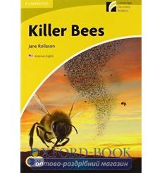 Книга Killer Bees + Downloadable Audio (US) ISBN 9780521148962 купить Киев Украина