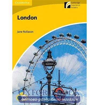 Cambridge Experience Readers 2 London + Downloadable Audio