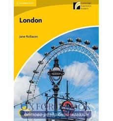 Книга Cambridge Readers London: Book with Downloadable Audio Rollason, J ISBN 9781107615212 купить Киев Украина