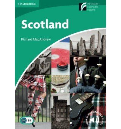 Книжка Scotland + Downloadable Audio ISBN 9788483235799