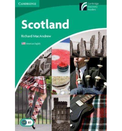 Книжка Scotland + Downloadable Audio (US) ISBN 9780521148948