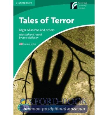 Cambridge Experience Readers 3 Tales of Terror + Downloadable Audio (US)