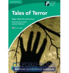 Книга Tales of Terror + Downloadable Audio (US) ISBN 9780521148931 купить Киев Украина