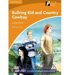 Книга Bullring Kid & Country Cowboy + Downloadable Audio (US) ISBN 9780521148917 купить Киев Украина