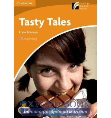 Книжка Tasty Tales + Downloadable Audio (US) ISBN 9780521148894