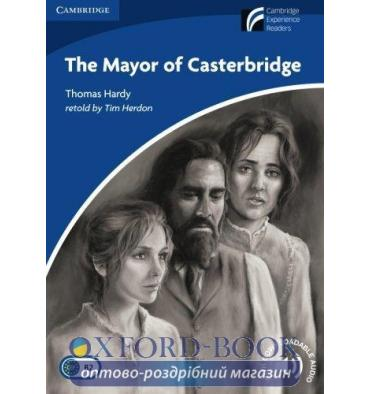 Книжка The Mayor of Casterbridge + Downloadable Audio ISBN 9788483235607