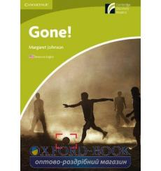 Книга Cambridge Readers Starter Gone! Book (American English) ISBN 9780521149044 купить Киев Украина