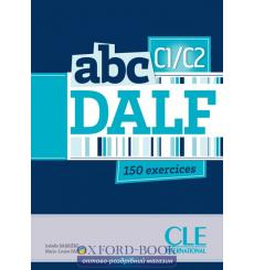 ABC DALF C1/C2 + Corriges + CD audio