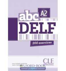 ABC DELF A2 + Corriges + CD audio