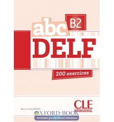 ABC DELF B2 + Corriges + CD audio