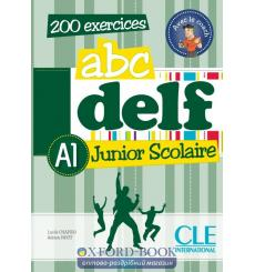 ABC DELF Junior Scolaire A1 + Corriges + DVD-ROM