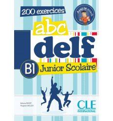ABC DELF Junior Scolaire B1 + Corriges + DVD-ROM