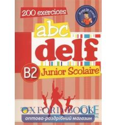ABC DELF Junior Scolaire B2 + Corriges + DVD-ROM