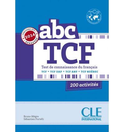 ABC TCF + Corriges + CD audio