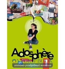Adosphere 1 Livre + CD audio ISBN 9782011557087