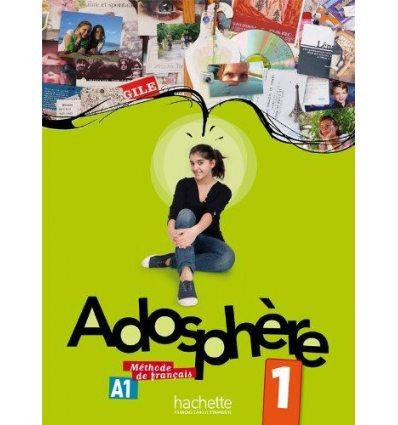 Adosphere 1 Livre + CD audio