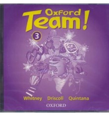 Oxford Team ! 3 Audio CD ISBN 9780194300667