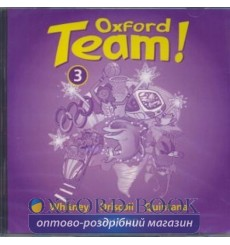 Oxford Team 3: Class Audio CDs (2)