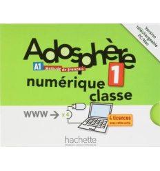 Книжка Adosphere 1 Manuel numerique enseignant (carte) ISBN 3095561961997