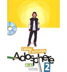 Adosphere 2 Cahier + CD-ROM