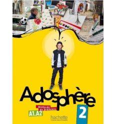 Adosphere 2 Livre + CD