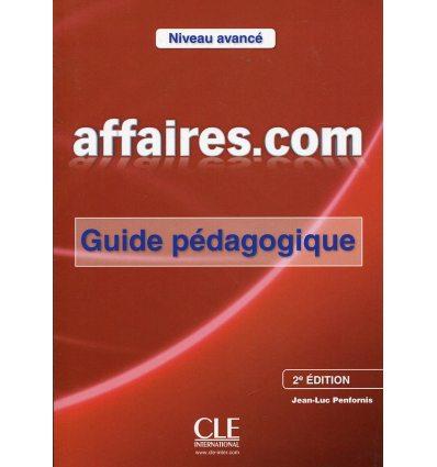 Affaires.com 2e edition Avance Guide Pedagogique