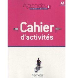 Agenda 1 Cahier + CD audio ISBN 9782011558039