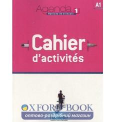 Agenda 1 Cahier + CD audio