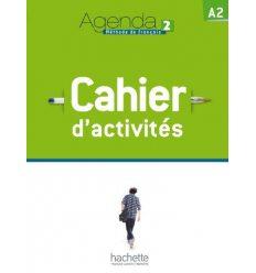 Agenda 2 Cahier + CD audio ISBN 9782011558053
