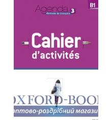 Agenda 3 Cahier + CD audio ISBN 9782011558251