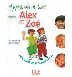 Книга Alex et Zoe 1 Apprendre a lire avec Alex et Zoe Quinson, J ISBN 9782090354867