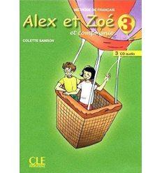 Alex et Zoe Nouvelle edition 3 CD audio