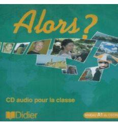 Alors? 1 CD Classe ISBN 9782278060597