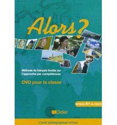 Alors? 1 DVD + Livret Pedadogique ISBN 9782278060610