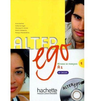 Alter Ego 1 Livre + CD audio