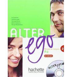 Alter Ego 2 Livre + CD audio
