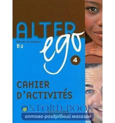 Alter Ego 4 Cahier
