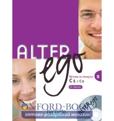 Alter Ego 5 Livre + CD audio