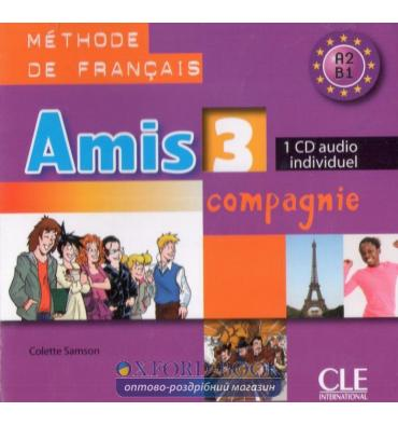 Amis et compagnie 3 CD audio individuel