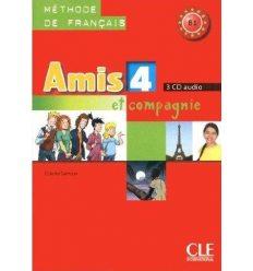 Amis et compagnie 4 CD audio