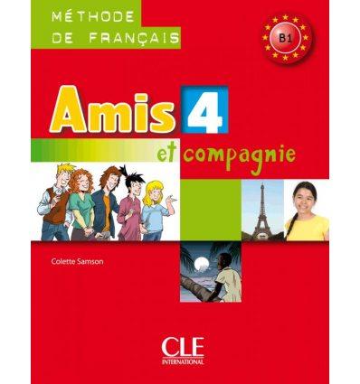 Amis et compagnie 4 Livre