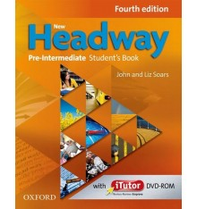 new headway pre intermediate students book with iTutor DVD
