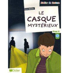 Atelier de lecture A1 Le casque mysterieux + CD audio ISBN 9782278060962