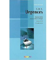 Atelier de lecture A1/A2 S.O.S Urgences + CD audio ISBN 9782278064168