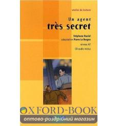 Atelier de lecture A2 Un agent tres secret + CD audio