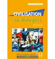 Civilisation en Dialogues Intermediaire + CD audio