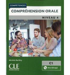 Competences: Comprehension orale 2e edition 4 + CD audio