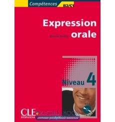 Competences: Expression orale 4 + CD audio