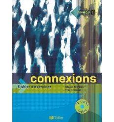 Connexions 1 Cahier + CD audio ISBN 9782278055289